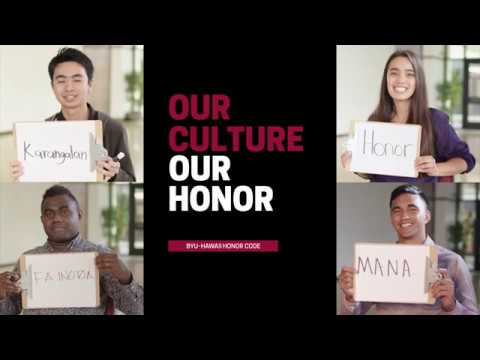 Our Culture, Our Honor