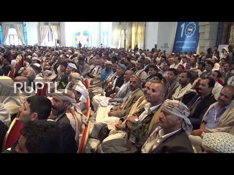 Yemen: Tribal leaders decry Saudi-backed 'aggression' at Elders meeting in Sanaa
