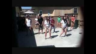 Gangnam Style Dance [ Chorus Only ]
