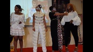 See What Happen When Toyin Abraham &Her Friends Try To Do  KiKi Do You Love Me Dance