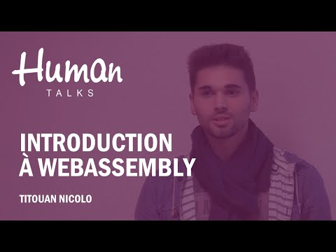 Introduction à WebAssembly