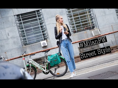 Street Style Milan Fashion Week | SS17