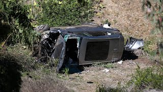 Tiger Woods Crash Caused By Excessive Speed