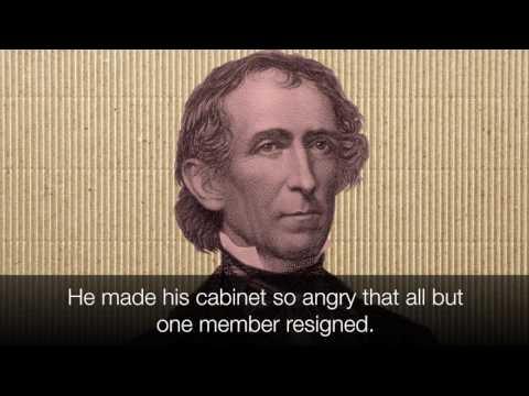 America's Presidents - John Tyler