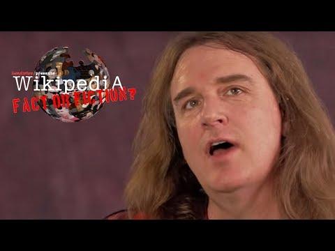 Megadeth's David Ellefson - Wikipedia: Fact or Fiction?