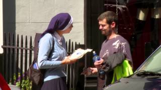 The Fear -  Nun Sex Shop Hidden Camera Prank