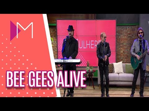 Bee Gees Alive - Mulheres (11/06/18)