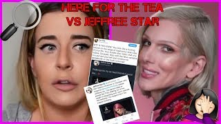 Here For The Tea VS Jeffree Star - Slander & Lawsuits!