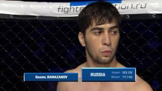 Shamil Ramazanov (Russia) VS Alexey Pavlov (Russia) Full HD