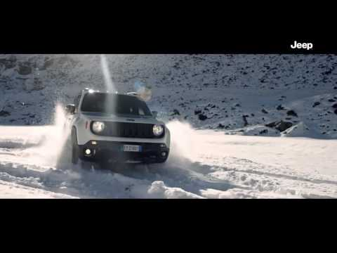 Jeep Renegade Winterproof commercial Q1 2017