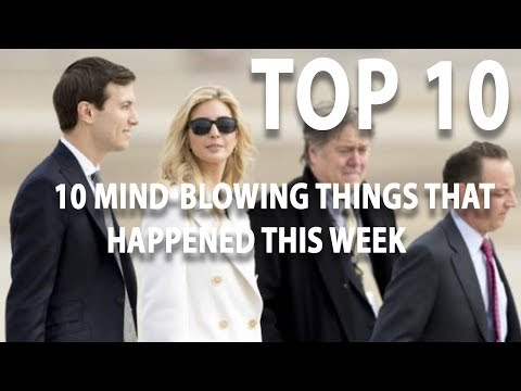 Top 10 Mind-Blowing Things That Happened This Week | Funny Photos