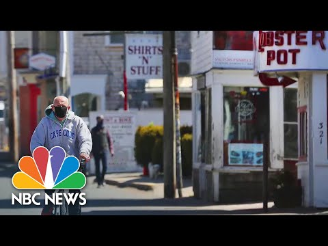Businesses Concerned COVID-19 Could Ruin Cape Cod Summer Season | NBC News NOW