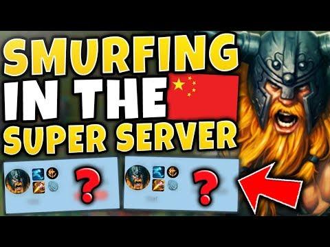 THIS SERVER IS BETTER THAN KOREA (DOPA'S SERVER) | League of Legends thumbnail