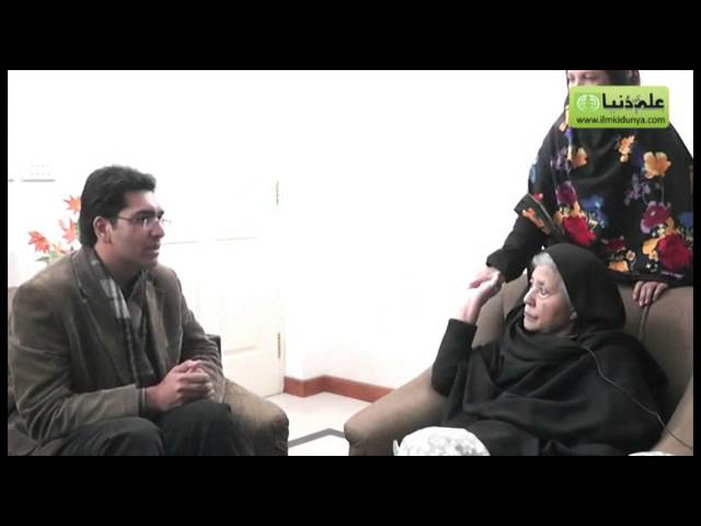 Interview with Bano Qudsia Part 2 of 2