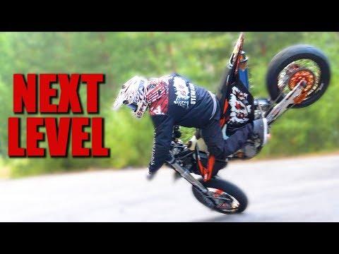 Next Level Supermoto Stunts - Arttu Stenberg
