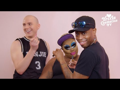 Drag Makeover with Nicole Byer & Monique Heart