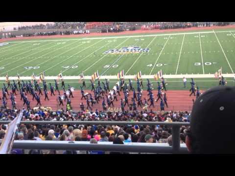 Battle Of The Bands @ Alamo Stadium San Antonio, Texas 2016