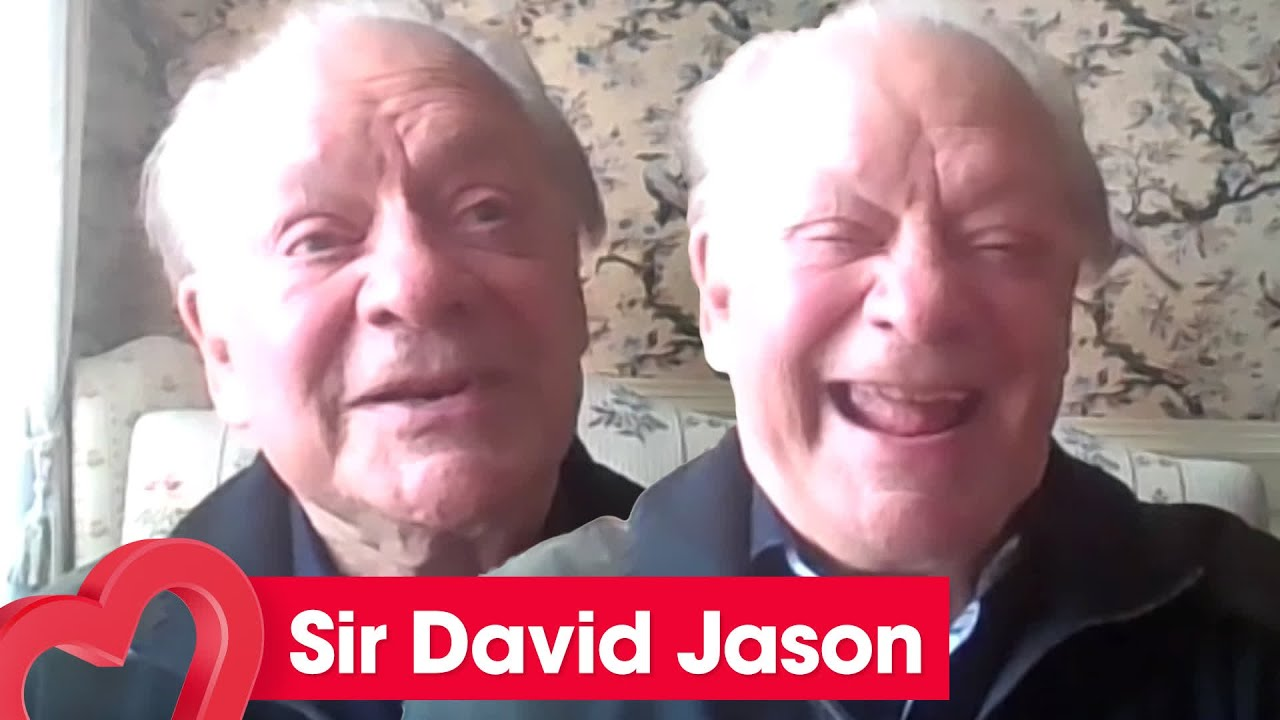 Sir David Jason talks about his favourite Only Fools and Horses moments | Heart