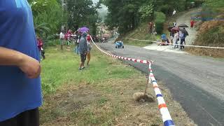 A choiva non estragou a XIV Baixada de Carrilanas 2017