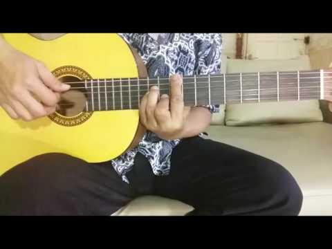Koes Plus - Manis Dan Sayang (Fingerstyle Cover)