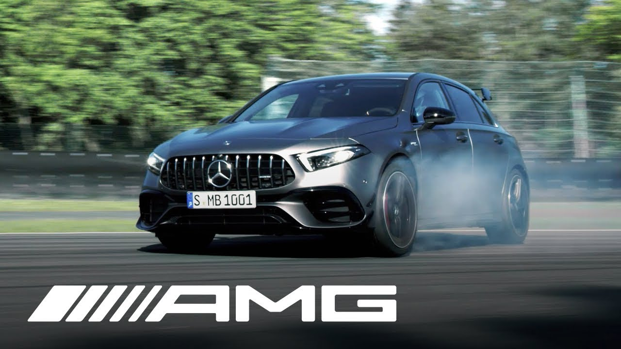 Mercedes Amg A 45 S 4matic 2020 World Premiere Trailer