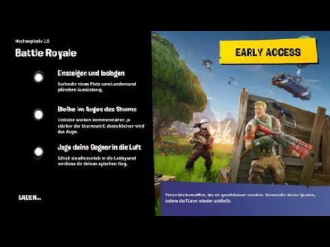 Es war so Explosiv/Fortnite Battle Royale