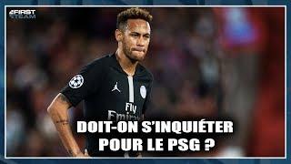 DOIT-ON S'INQUIÉTER POUR LE PSG ? Class'Foot 38