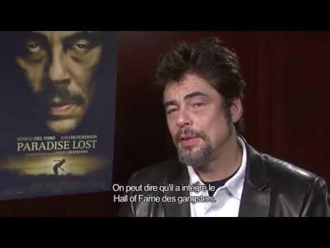 of Claudia Traisac, Josh Hutcherson, Benicio Del Toro and Andrea Di Steo