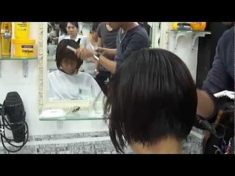 Salon Luom Euro cat toc tem ngang phong 329 hoa hao p4 q10