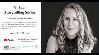 Virtual Storytelling Series with Diane Bator