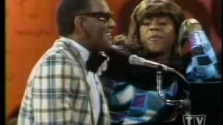 Flip Wilson - Ray Charles and Geraldine