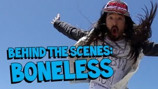 Behind The Scenes: Boneless Music Video - Steve Aoki, Chris Lake, & Tujamo