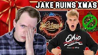 JAKE PAUL RUINS CHRISTMAS FOR EVERYONE (Litmas Reaction)