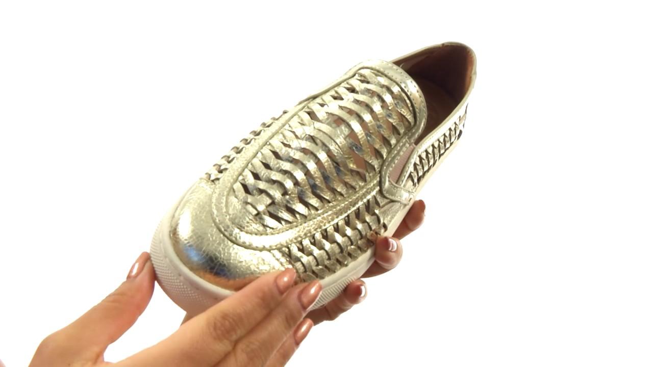 Tory Burch Huarache Slip-On Sneaker Mr