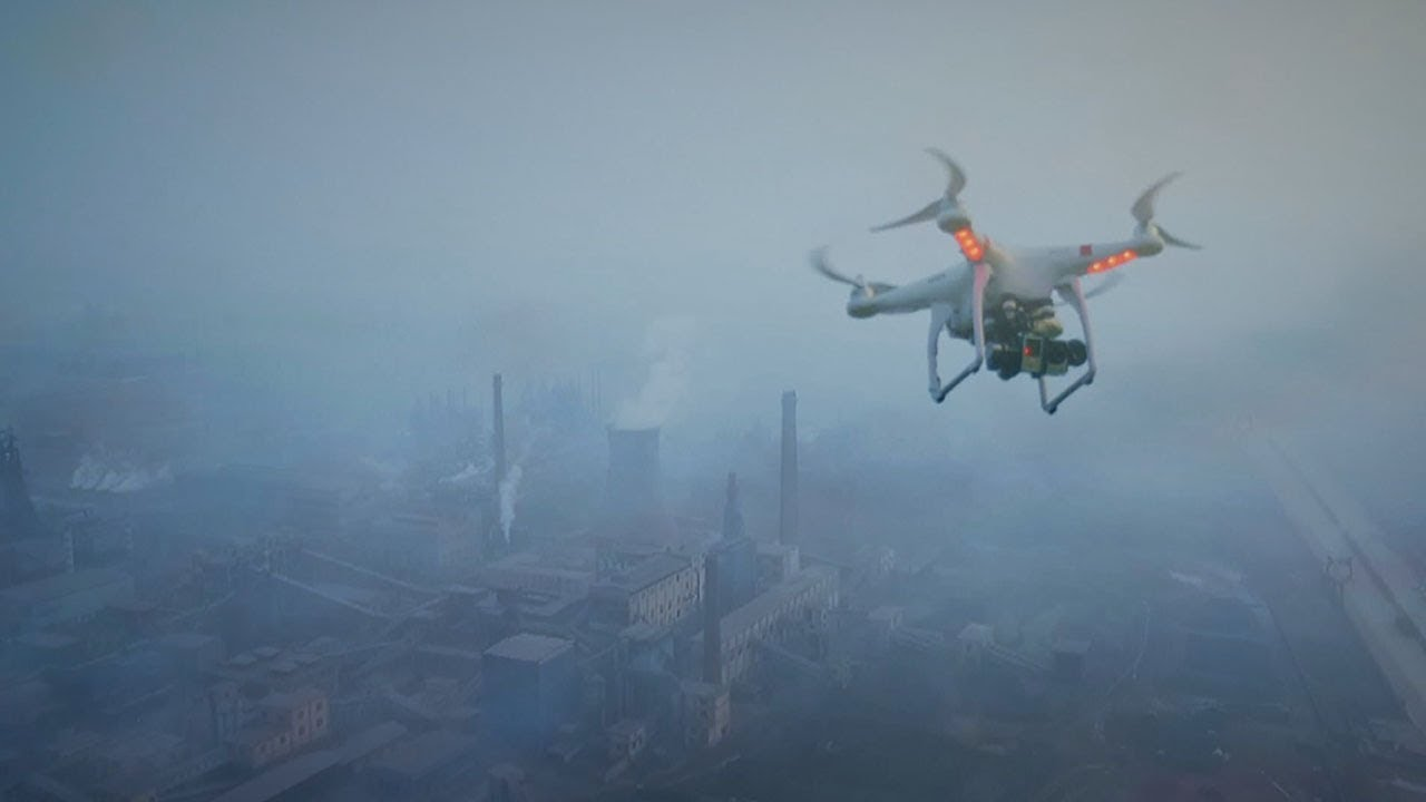 Do Drones Create Pollution?