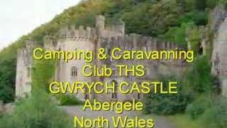 Camping & Caravanning Club THS Abergele North Wales