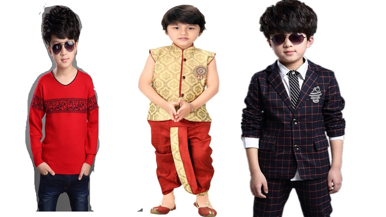 indian party wear dresses for baby boy fashion week