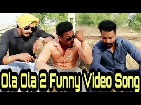 OLA OLA 2 Funny Video Song | Garry Sandhu | Landers Group Production | Latest Punjabi Songs 2018 |