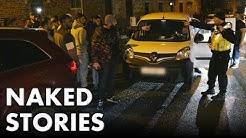 Chaos in Bradford: UK Police Outnumbered And Surrounded