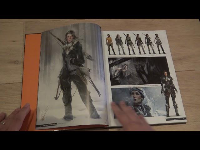 Shadow of the Tomb Raider: Présentation de l'Artbook Officiel aux Editions 404 FR HD (N-Gamz)