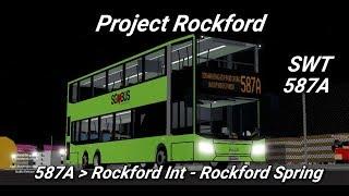 Ir por delante Roblox servicio no oficial de SWT 587A Rockford Int - Rockford Spring