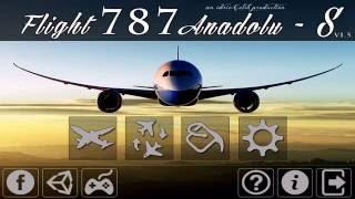 •Flight 787 - Advanced by idris Celik •  Crash Simulation • HD