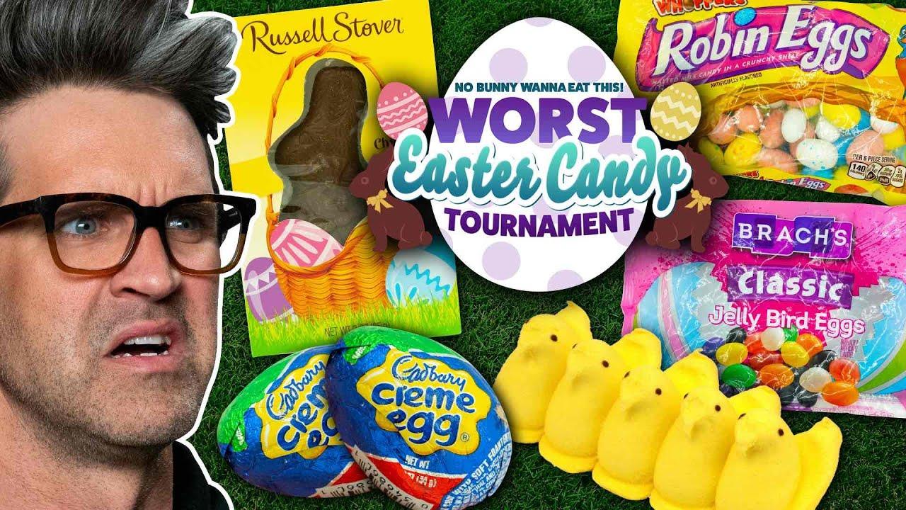 Worst Easter Candy Taste Test