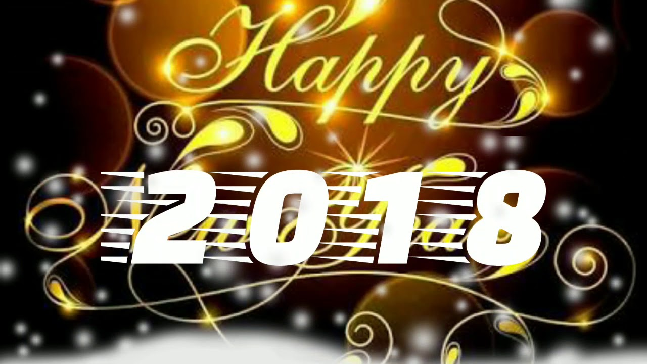 #1 Happy New Year 2018, gif, wishes, greetings,whatsapp ...