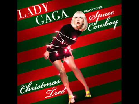 Lady Gaga Christmas Tree Ft Space Cowboy Audio YouTube - Lady Gaga Christmas Tree Youtube