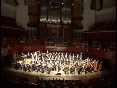 Mahler 6 (2/2), Shenzhen Symphony Orchestra, Conductor Christian Ehwald