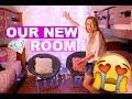 Girls Room Makeover! Chic & Stylish!