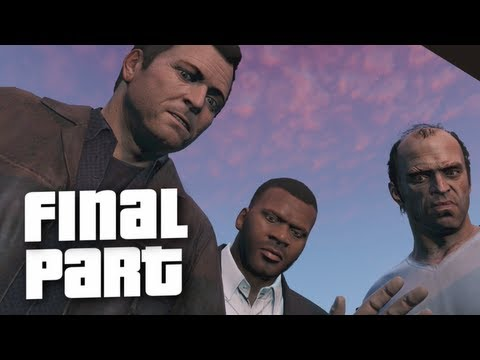 Grand Theft Auto 5 Ending / Final Mission - Gameplay Walkthrough Part 70 (GTA 5)
