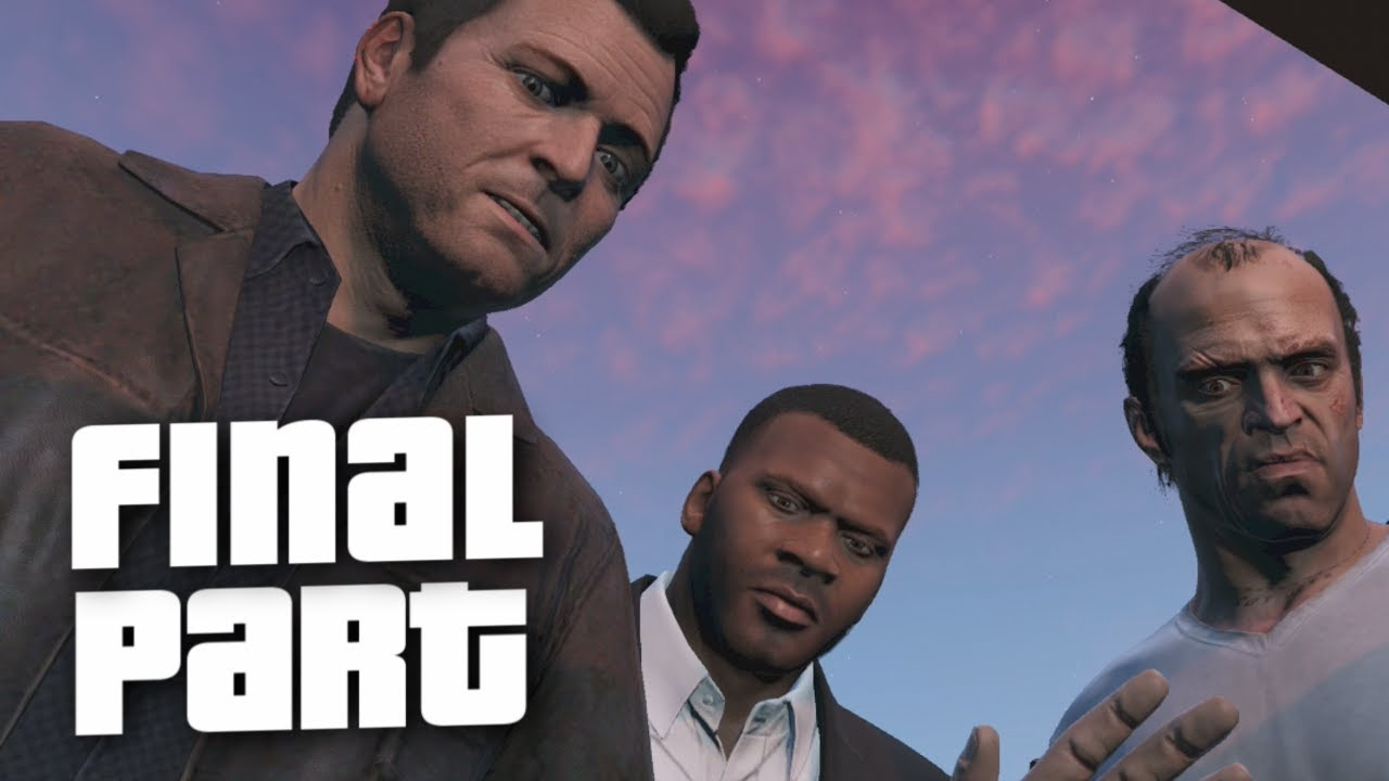 Grand Theft Auto  Ending Final Mission Gameplay Walkthrough Part  Youtube