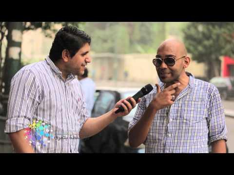 دوت مصر  أبو النيف العنيف يغني لجورج وسوف و حبيبته